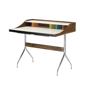 George Nelson Swag Leg Desk by Herman Miller