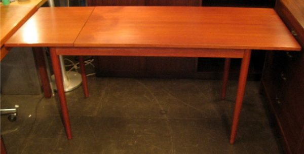 Teak Drop Leaf Table from Denmark