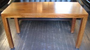 Rosewood Parsons Writing Table