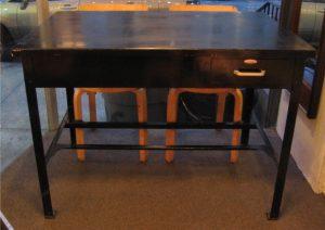 Industrial Metal Desk/Table