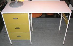 George Nelson Steel Frame Desk