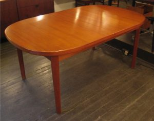 Teak Extension Dining Table from Denmark