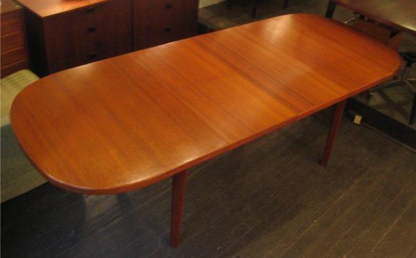 Teak Extension Dining Table from Denmark