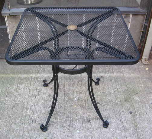 Small Square Outdoor Patio Table