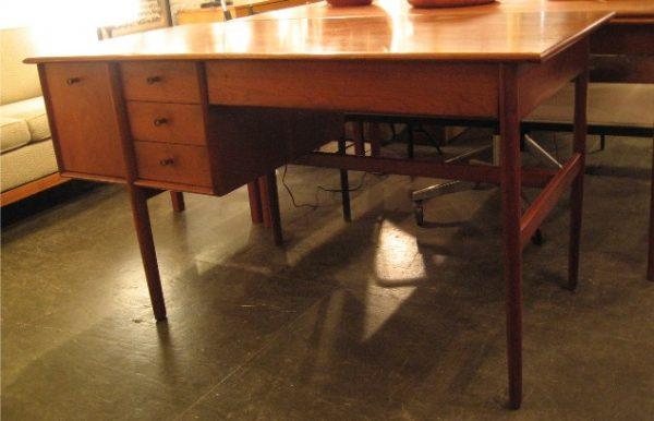Walnut Desk by Drexel