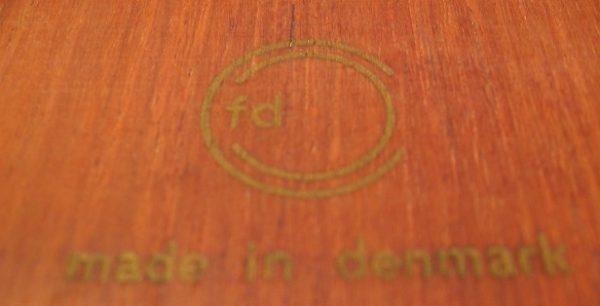 Teak Side Tables by Peter Hvidt