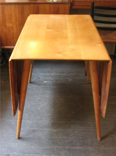 Paul McCobb Planner Group Drop Leaf Table