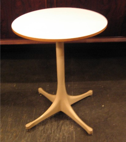 George Nelson Swag Leg Side Table by Herman Miller