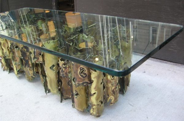 Cathedral Coffee Table by Silas Seandel