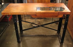 Union Special Industrial Table