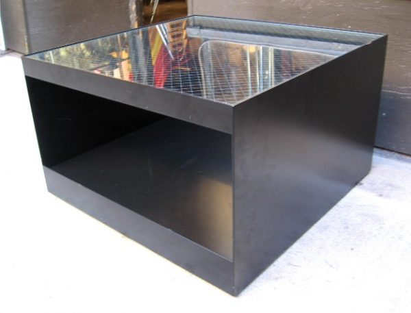 Joe D'Urso Rolling Coffee Table by Knoll