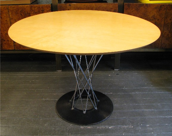 Isamu Noguchi Cyclone Dining Table by Modernica