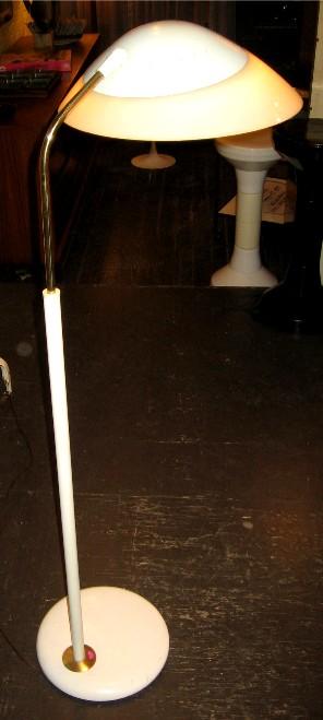 1960s Lightolier Floor Lamp