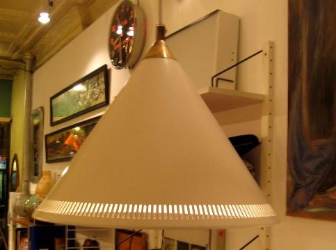 1950s Danish Pendant Lamp