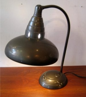 1940s Industrial Task Lamp