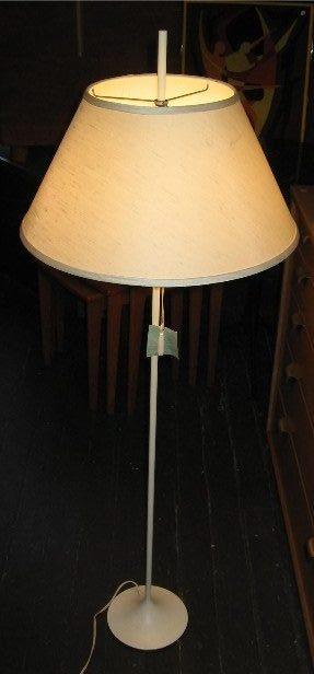 1960's German Metal Floor Lamp