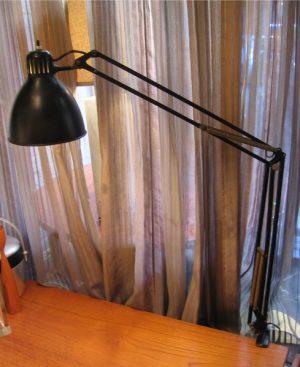 Luxo L1 Task Lamp in Black