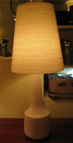 1950's Bostlund Table Lamp