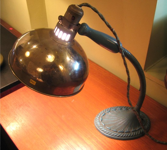 1940s Industrial Task Lamp