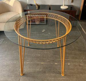 Ribbon Dining Table by Maurizio Tempestini for Salterini