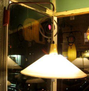 Adjustable Swing Arm Pendant Lamp