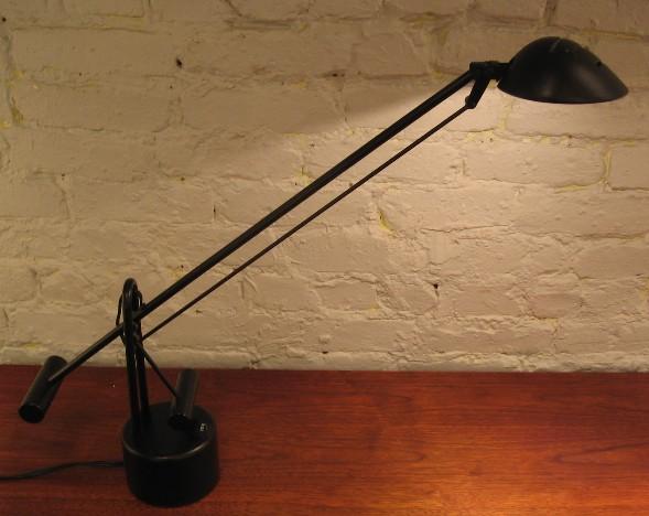 1980s Long Armed Task Lamp