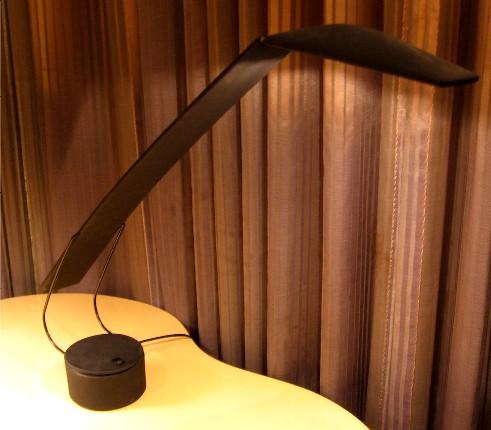 1970s Dove Task Lamp