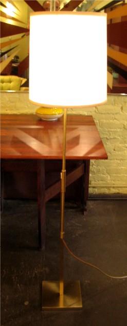 Adjustable Floor Lamp by Laurel
