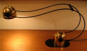 Curvaceous Post Modern Task Lamp
