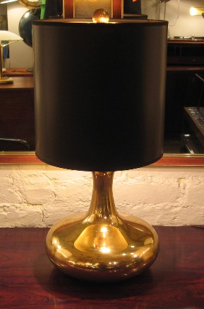 Brass Genie Style Lamp from the 1970s