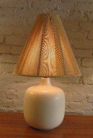 Ceramic Lamp by Lotte & Gunnar Bostlund