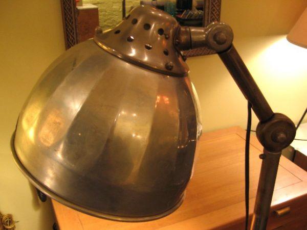 Brite-Sun Industrial Floor Lamp