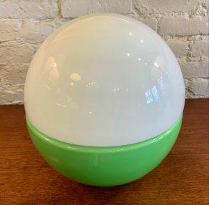 Murano Glass Orb Table Lamp