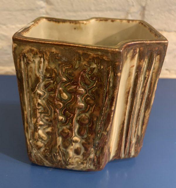 Ceramic Studio Pottery Vase by Jorgen Morgensen