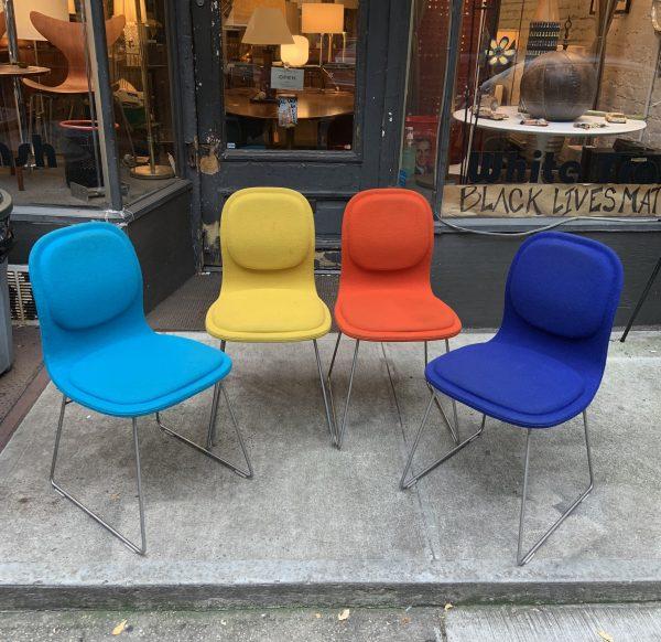 Jasper Morrison Hi Pad Chairs for Cappellini
